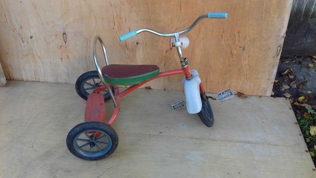 Rower trójkołowy dla dziecka do lat 5