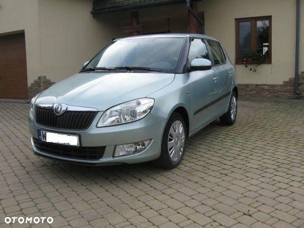 Škoda Fabia 2012/13,1.4 86KM,Salon Polska,Serwis ASO,BogateWyposażenie,Mińsk