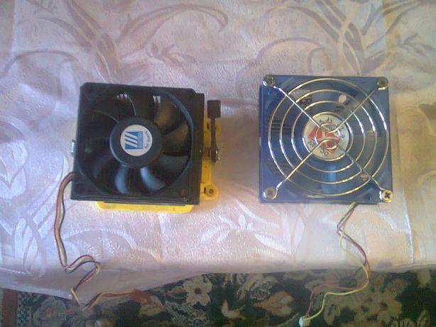 Охлаждение для процессора.AMD AV Z7UB01B001,dc-462d825z/tc