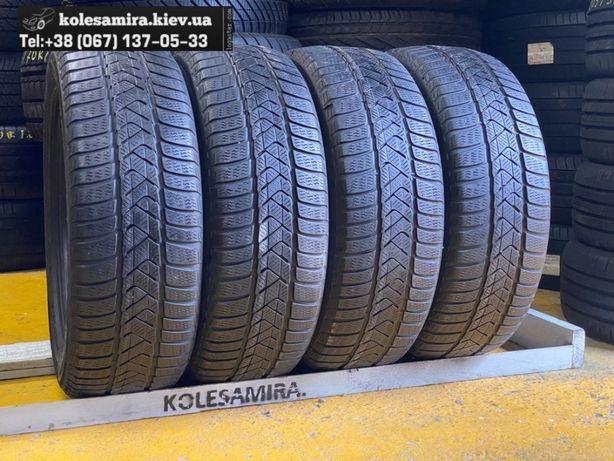205/60 R16 Pirelli, 4 шт, шины зима (195/215/55/65)
