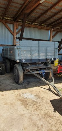Przyczepa ciężarowa rolnicza Autosan D-44A