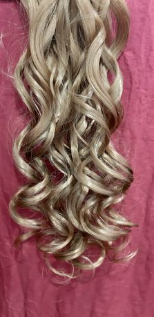 Волосся треси для зачісок