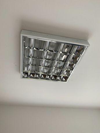 Lampa sufitowa świetlówka