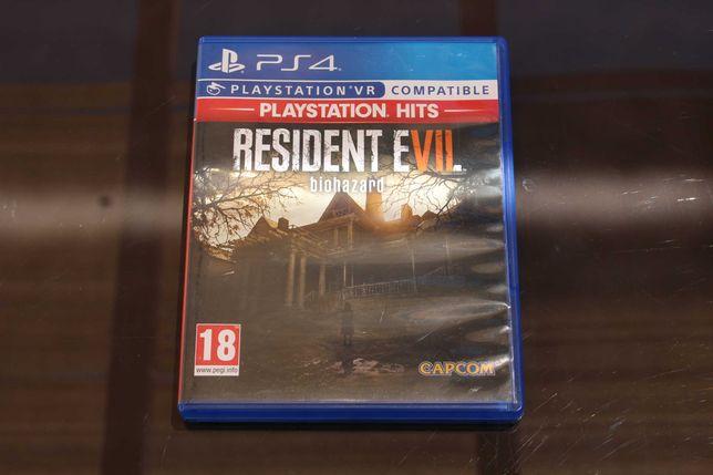Resident Evil Biohazard Ps4 | Compatível VR