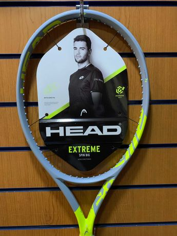 Теннисная ракетка Head Graphene 360+ Extreme MP