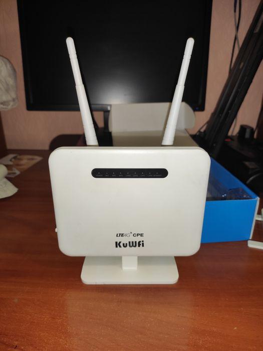 4G Роутер KuWfi LTE Щорс - изображение 1