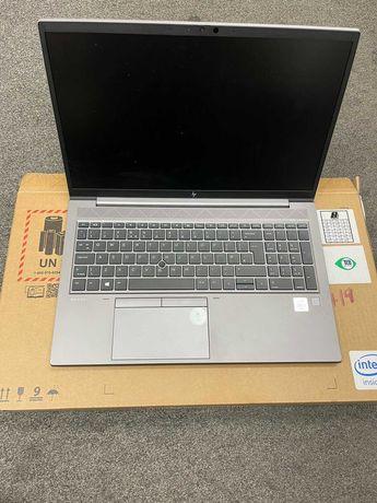 HP ZBook Firefly 15 G7 i7-10610U-32 GB DDR4-512 GB + 1 TB-NVIDIA 4 GB