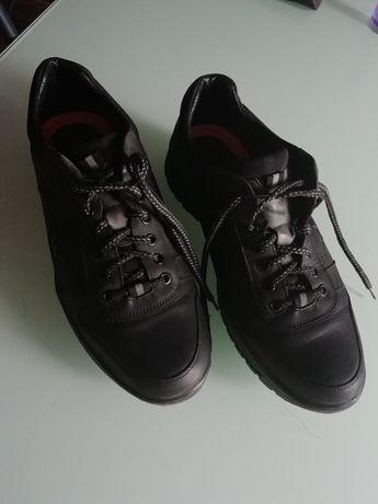 Туфли МИДа кожаные