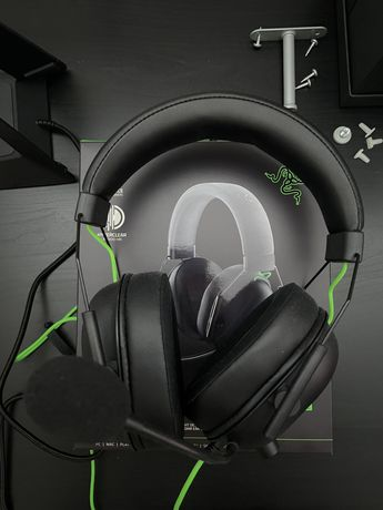 Auscultadores Gaming Razer Blackshark V2 X - negociável