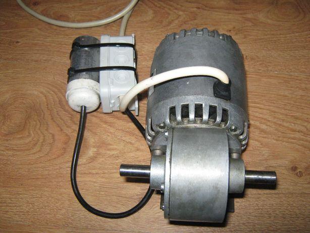 silnik z przekładnią motoreduktor