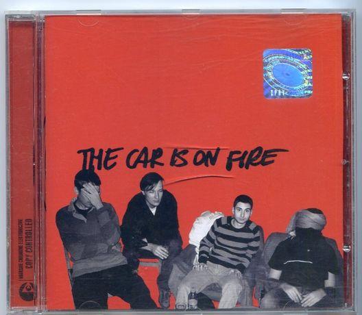 The Car Is on Fire CD (1 wydanie 2005 rok)