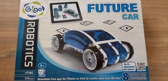 Idealny prezent - Zestaw GIGA FUTURE CAR - klocki konstrukcyjne robot.