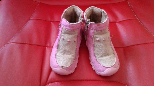 Ботинки ботиночки на девочку