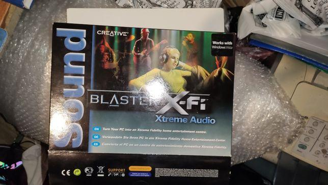Creative Sound Blaster X-Fi Xtreme Audio