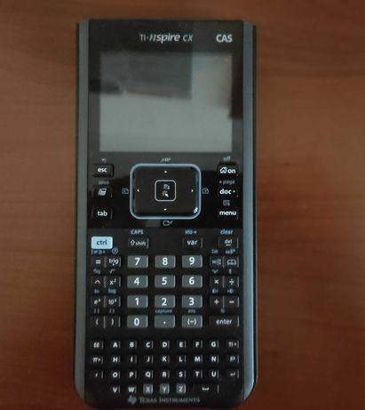 Texas Instruments TI-nspire cx cas (calculadora gráfica)