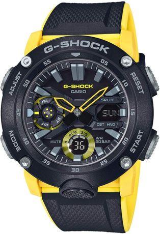 Мужские часы CASIO G-SHOCK GA-2000-1A9. Оригинал! Гарантия- 2 года
