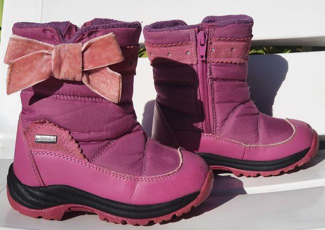 25 сапоги ботинки B&G Termo термо зимние тёплые