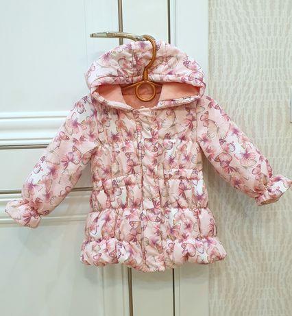 Куртка демисезонная или зимняя (на тёплую зиму)