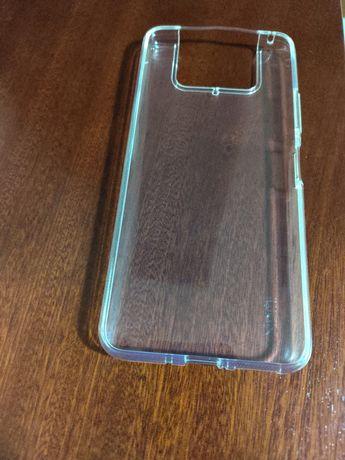 Capas de Gel Transparentes para Asus Zenfone 7/7Pro+2 películas vidro