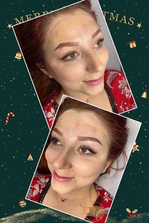 Makijaz permanentny brwi - promocja!
