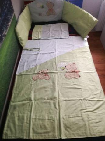 Poszewka na pościel do łóżeczka