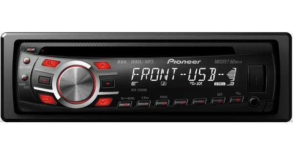 Автомагнитола Pioneer DEH-2300UB USB/MP3/CD оригинал