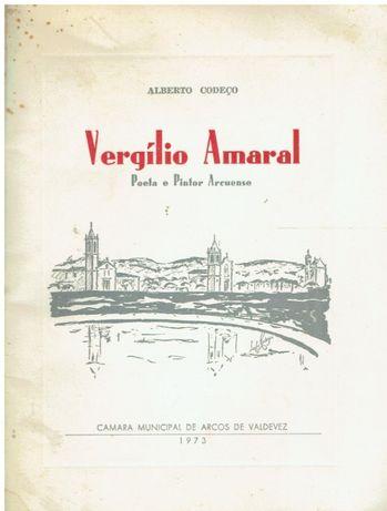 8570 Vergílio Amaral: Poeta e Pintor Arcuense de Alberto Codeço
