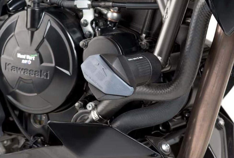 Крашпады R12 на Kawasaki Z250 SL Одесса - изображение 1