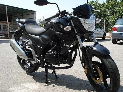 Sym Wolf 125cc bom preço