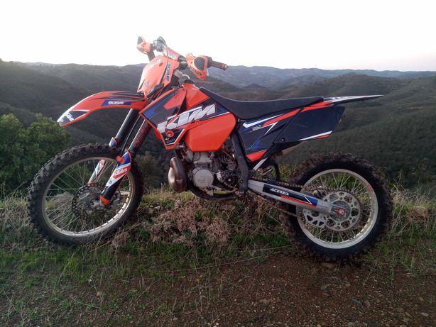 KTM 250 exc enduro
