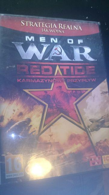 Men of War Red Tide-Karmazynowy Przypływ gra pc,pl
