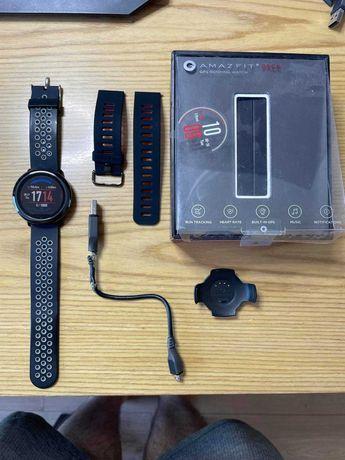 Amazfit A1612 GPS, muzyka, kompas. Komplet z pudełkiem
