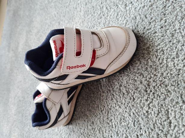 Reebok adidasy biale 22 tenisowki