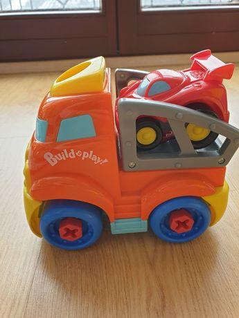 Zabawki auta, 2 sztuki