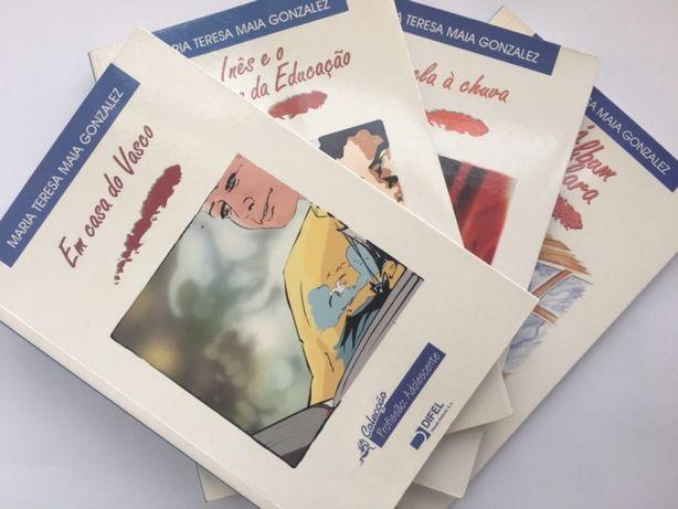 Livros de Maria Teresa Maia Gonzalez Coleção Profissão: Adolescente