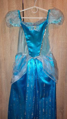 Платье. Диснеевское. Золушка