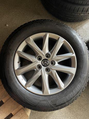 Колеса Диски Титани Шини Резина Good Year r17 Mazda Kia Hyundai