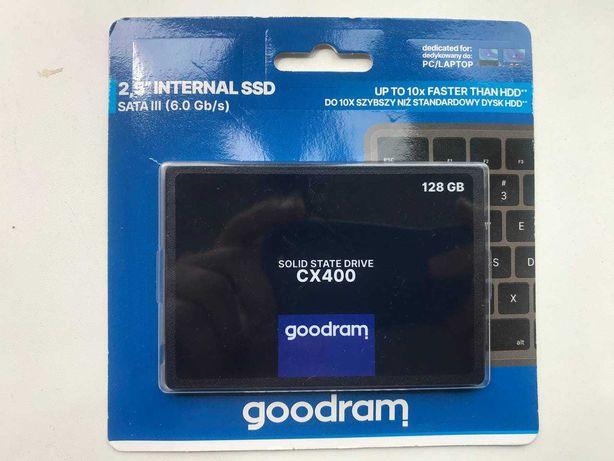 """Накопичувач SSD 2.5"""" 128GB GOODRAM"""