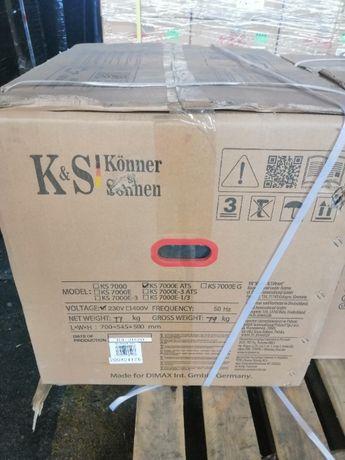 Agregat prądotwórczy K&S KS 7000E ATS