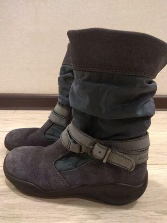 Деми сапоги ботинки Ecco 31 р