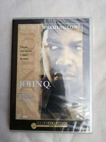 John Q - Um Ato de Coragem (novo e selado)