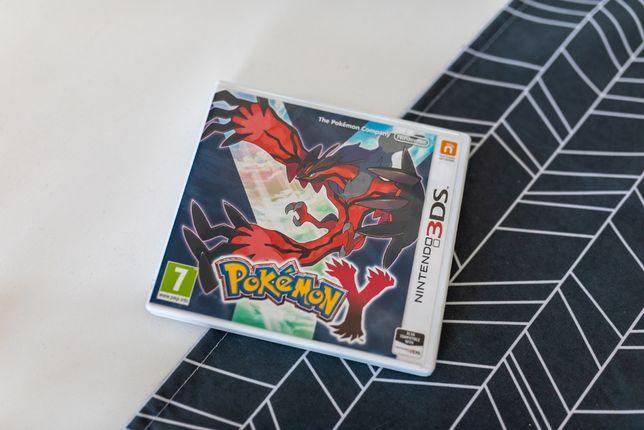 Pokemon Y - Nintendo 3DS / 2DS - Tanio, świetny stan!
