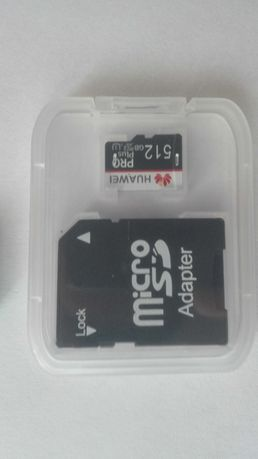 Karta pamięci micro sd 512 GB HUAWEI