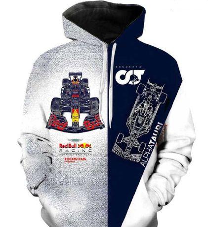 Bluza z nadrukiem Red Bull Racing AlphaTauri F1 Team 2021
