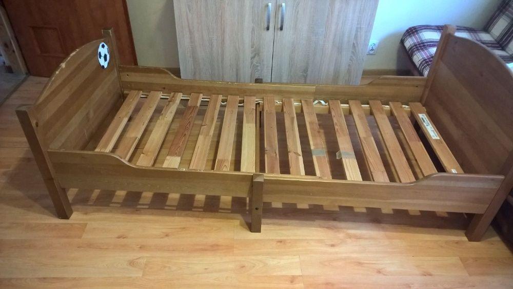 Komplet dziecięcy łóżko regulowane i szafa Władysławowo - image 1