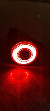 Умный  велосипедный фонарь (стоп) MEROCA