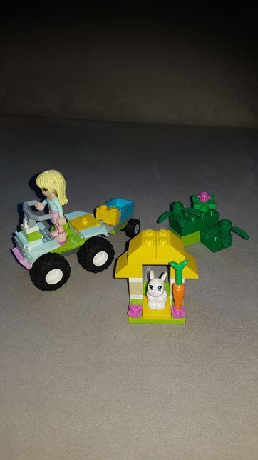 3935 Lego friends auto dla zwierzat