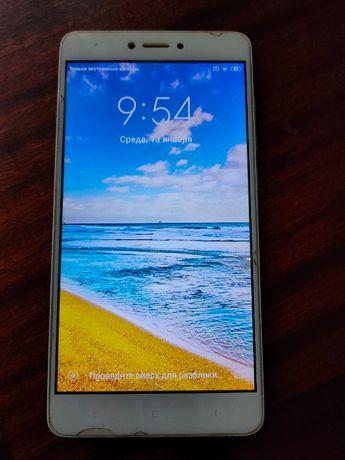 Продам Xiaomi Redmi Note 4 3/32 Gold