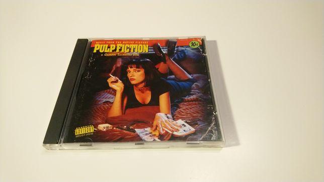 Pulp Fiction soundtrack CD // tarantino chuck berry dick dale