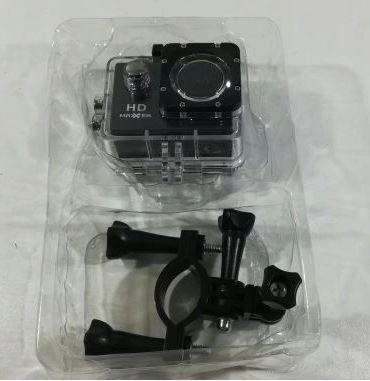 Kamera sportowa wodoodporna z obudową